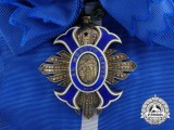 A Spanish Order of Civil Merit; Grand Cross