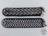 Two NSKK Shoulder Boards
