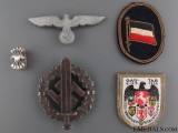 Four German-Axis Items