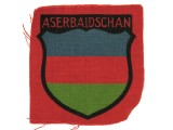 WWII Azerbaijani Volunteers Arm Shield
