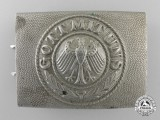 An Early German Army Belt Buckle c.1935