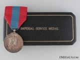 Imperial Service Medal to James Richmond