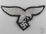 A Luftwaffe Officer's Breast Eagle; First Pattern (c. 1935-1937)