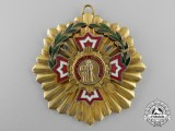 A 1930-40 Mexican Order for Culture; Grand Cross