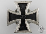An Iron Cross First Class 1914; Second War Period Production