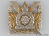 Perth Regiment Cap Badge c.1948