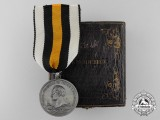A Scarce 1813-15 Prussian Medal for Lady's of Louise Order
