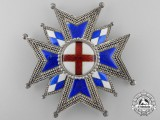 A Bavarian Military House Order of St.George; Grand Cross by Eduard Quellhorst