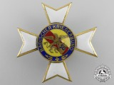 A Baden War Veteran Organization Honour Badge for 50 Years Service