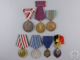 Seven International Medals and Awards
