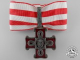 A Croatian Order of Merit for Christians; First Class