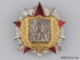 The North Korean Order of Soldiers' Honour; 2nd Class