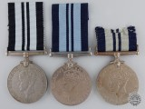 Three Second War India Service Medals 1939-1945