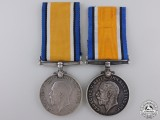 Two First War British War Medals