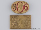 Two Hungarian WWI Period Badges