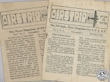 """Two RAF """"Airstrip"""" News Magazines for 238 Squadron; SEAAF"""