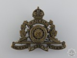 WWI 69th Overseas Field Battery Collar Badge; 2nd Pattern  consign 17
