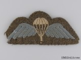 WWII British Parachute Regiment Wing