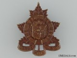 WWII Kent Regiment Cap Badge