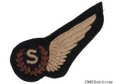 WWII RAF Signaler (S) Wing