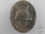 A Silver Grade Wound Badge by Stainhauer & Luck