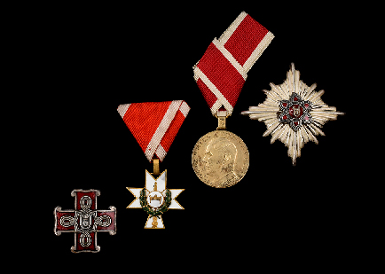 A Lifelong Collection Dedicated to the Wartime Awards & Decorations of the Independent State of Croatia