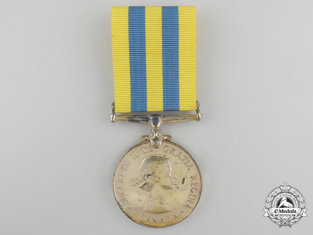 eMedals-A CanadianKorea Service Medal 1950-53