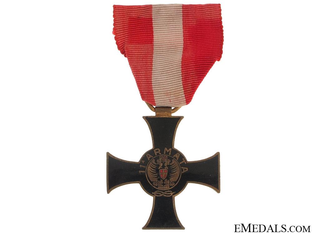 eMedals-11th Armata (Army) Cross