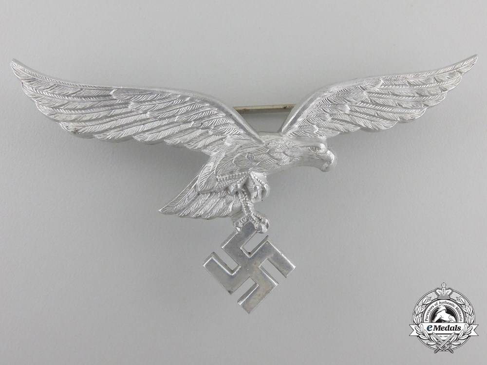 eMedals-A Luftwaffe Summer Tunic Breast Eagle
