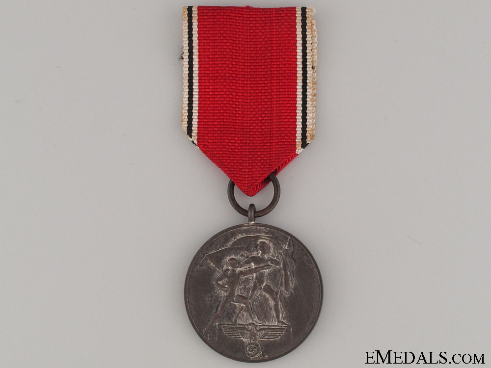 eMedals-13th March 1938 Commemorative Medal