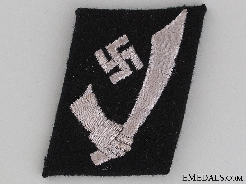 eMedals-13th Waffen-SS Mountain Division Handschar Tab