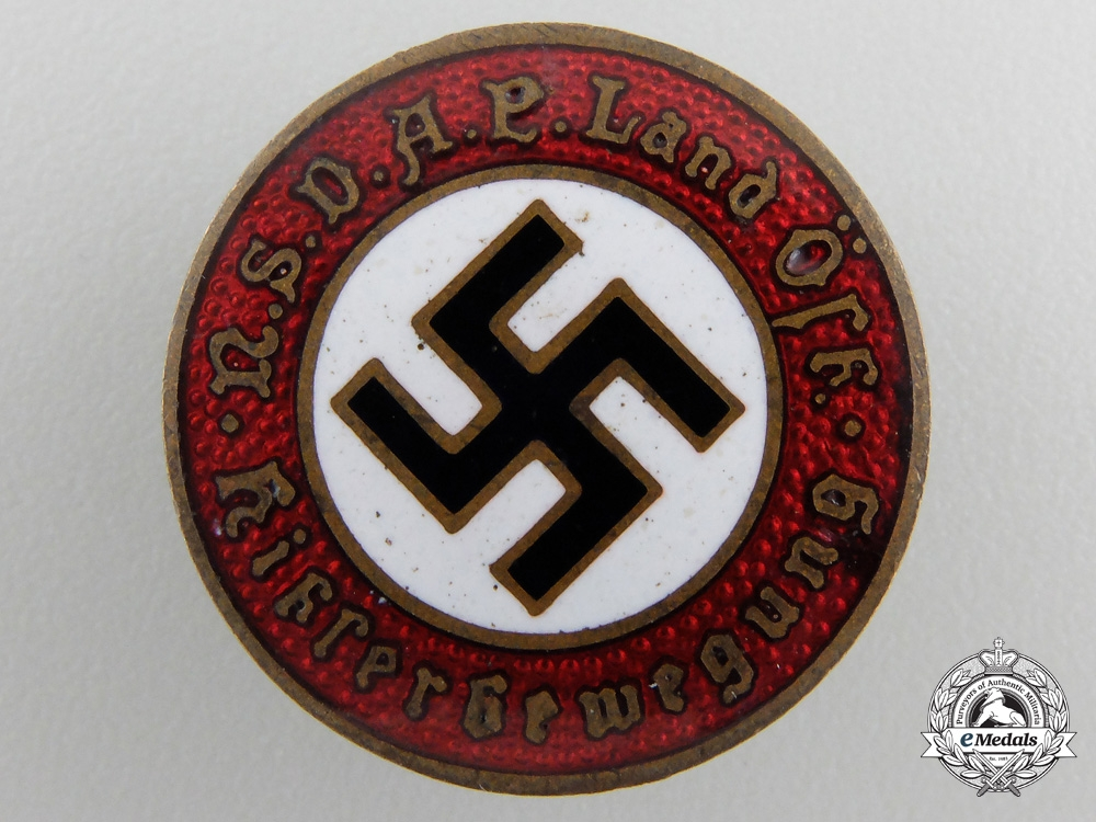 eMedals-An Early Austrian NSDAP Badge