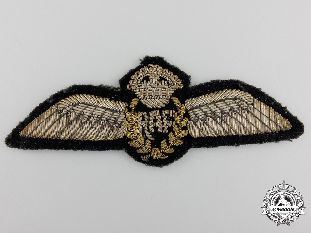 eMedals-A Second War Royal Air Force Wing