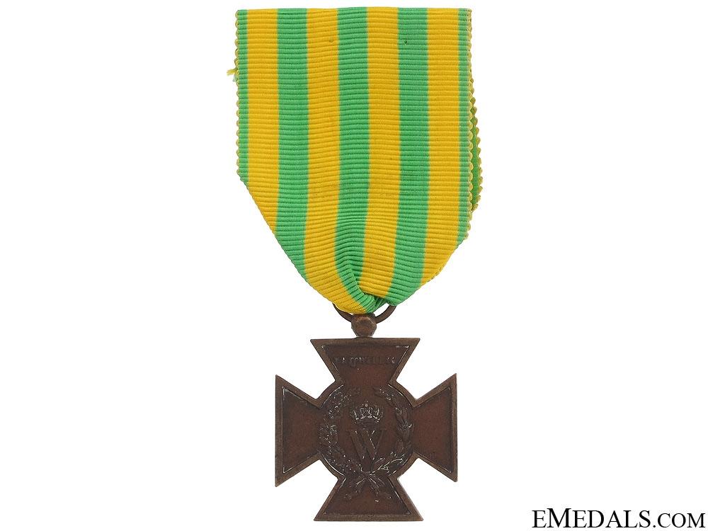 eMedals-1830-31 Hasselt War Cross