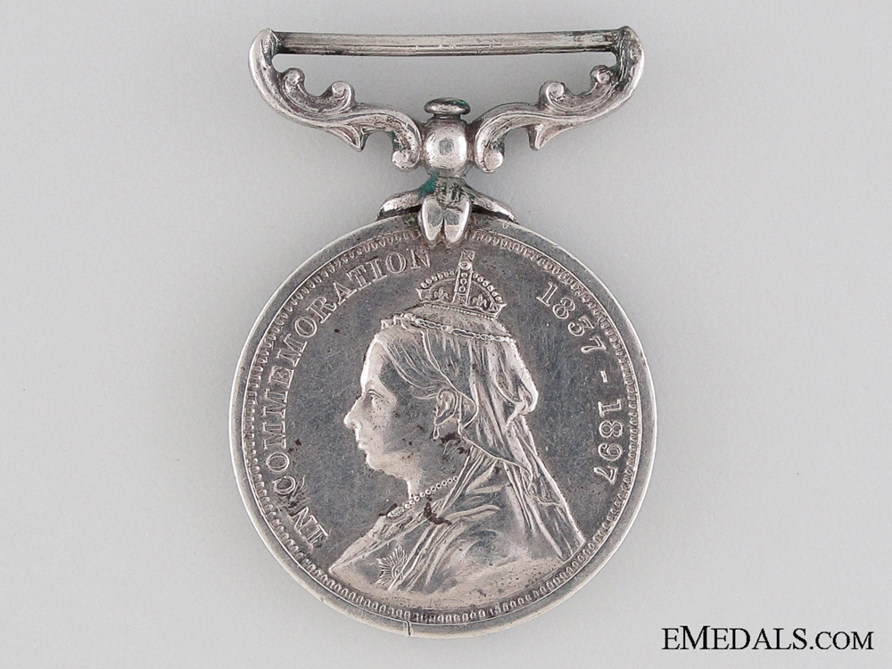 eMedals-1837-1897 Victoria Jubilee Temperance Medal
