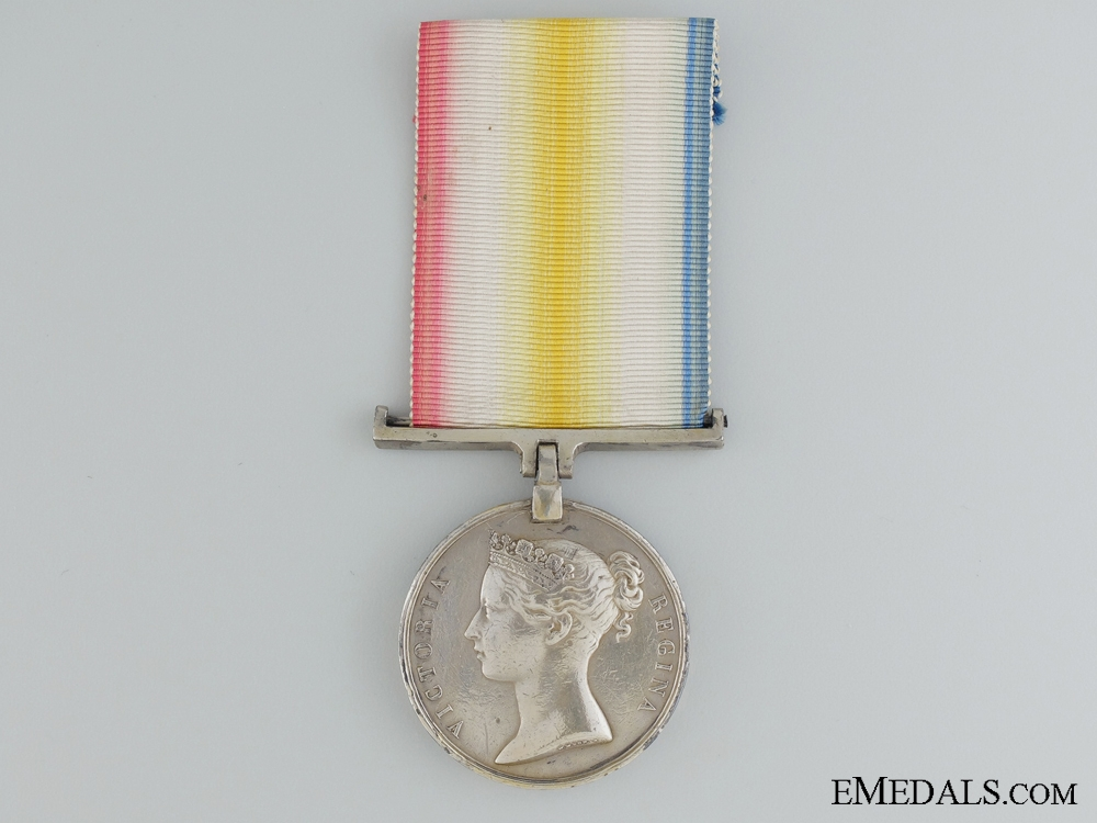 eMedals-1843 Scinde Medal to the 21st Regiment for Hyderabad