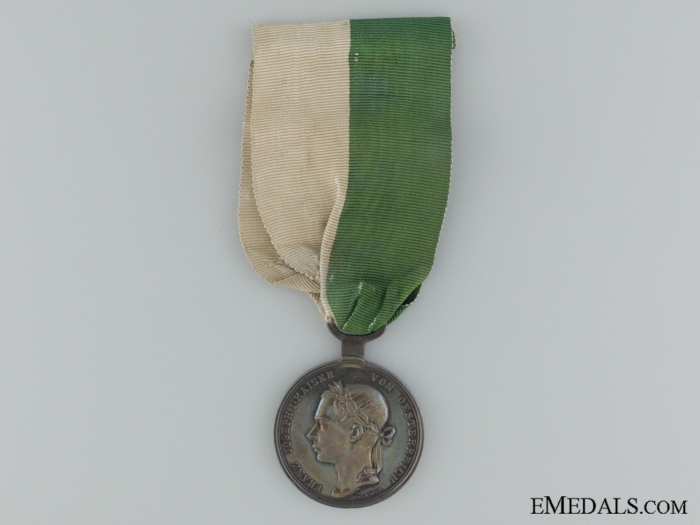eMedals-1848 Tirol Defence Commemorative Medal