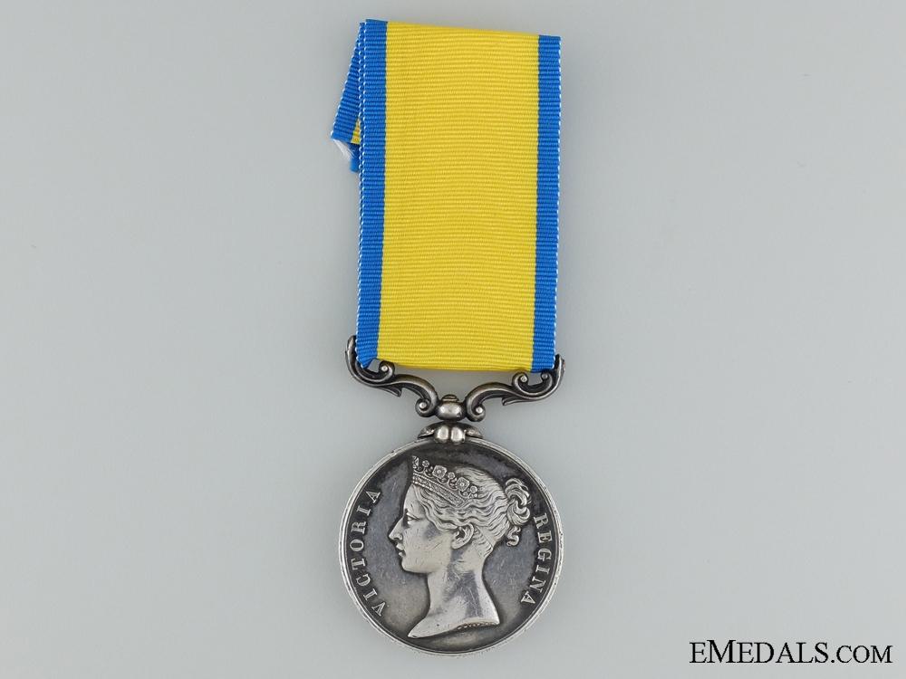 eMedals-1854-1855 Baltic Medal