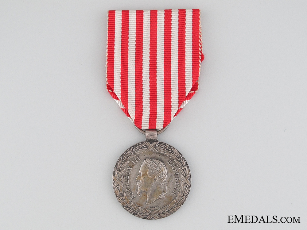 eMedals-1859 Italy Campaign Medal