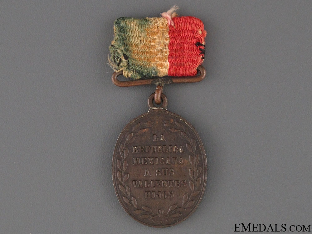 eMedals-1862 Acultzingo Medal