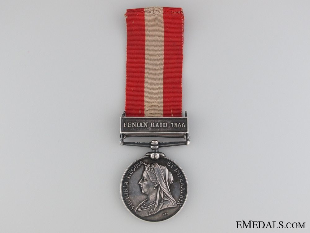 eMedals-A Canada General Service Medal to the Brantford Rifle Company