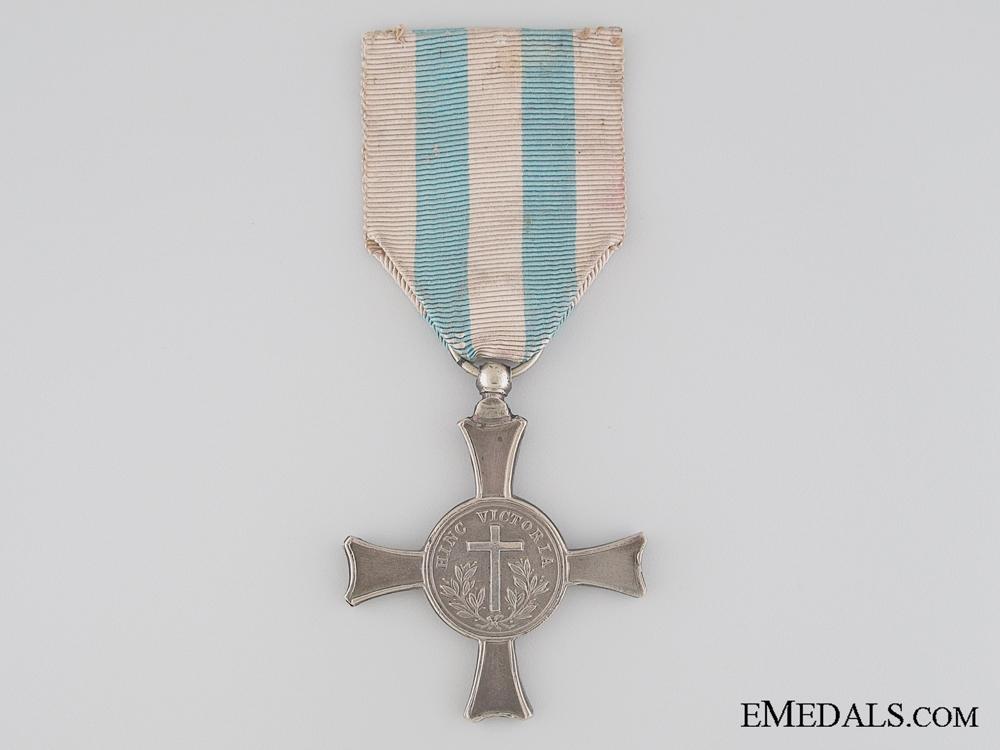 eMedals-1867 Cross of Mentana