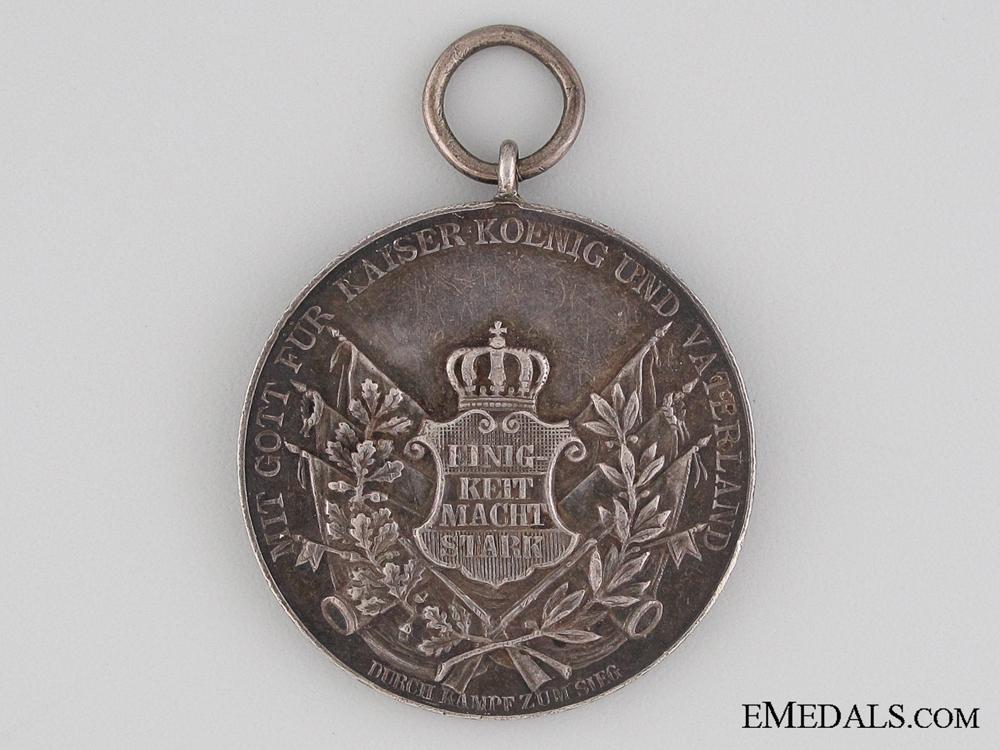 eMedals-1870-71 Franco-Prussian War Medal