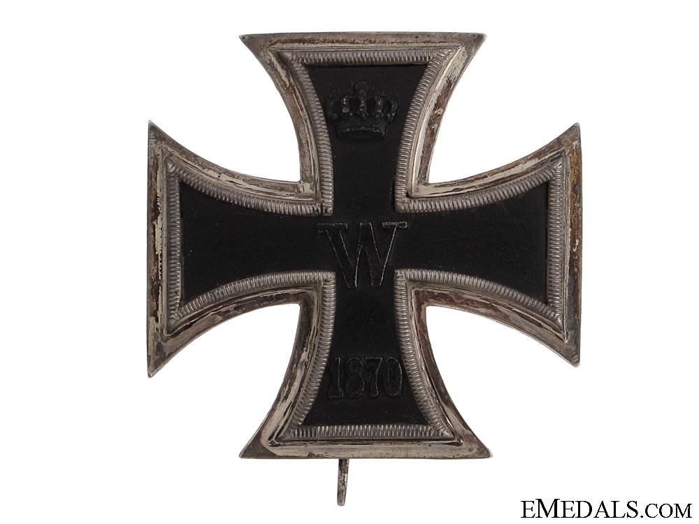 eMedals-1870 Iron Cross First Class