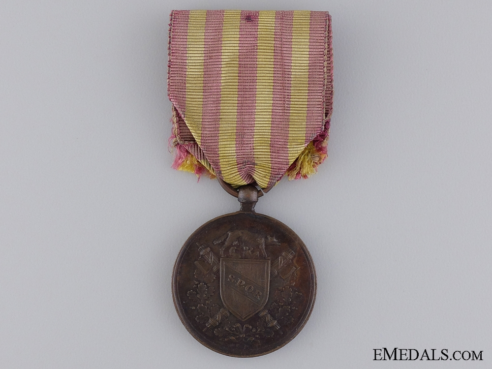 eMedals-1870 Liberation of Rome Medal