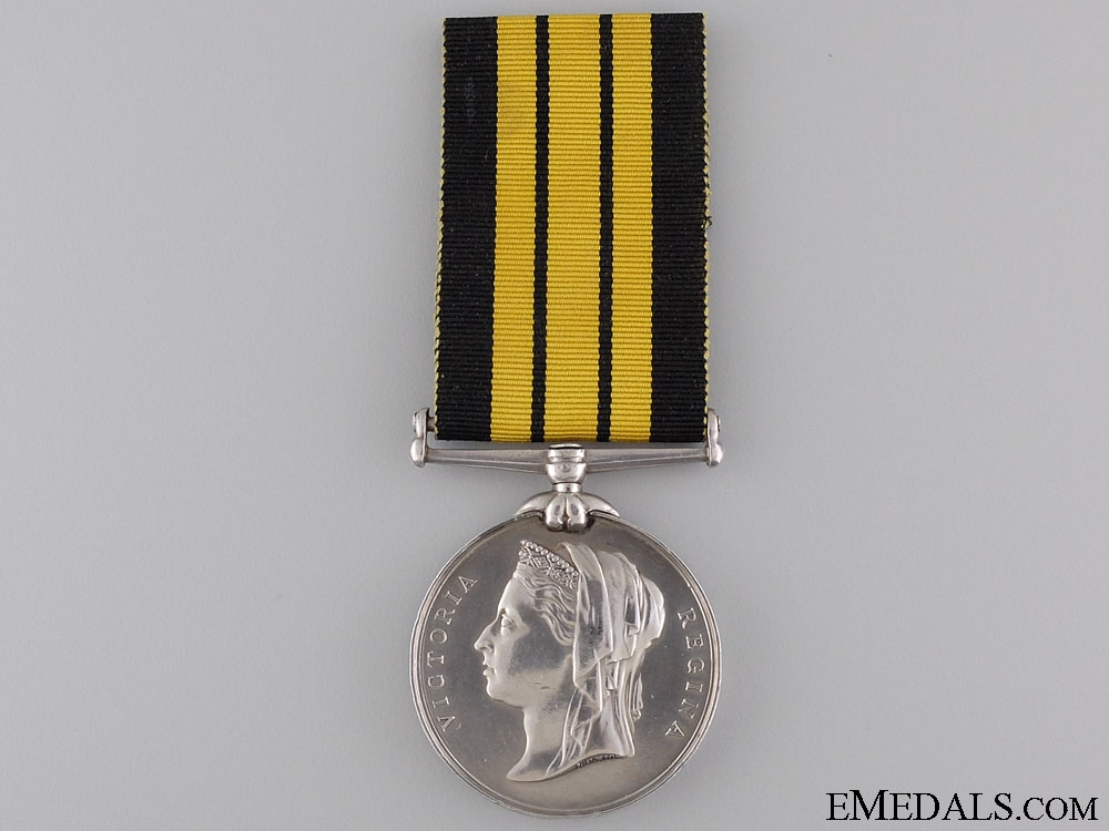 eMedals-1874 Ashantee Medal to the Royal Marines