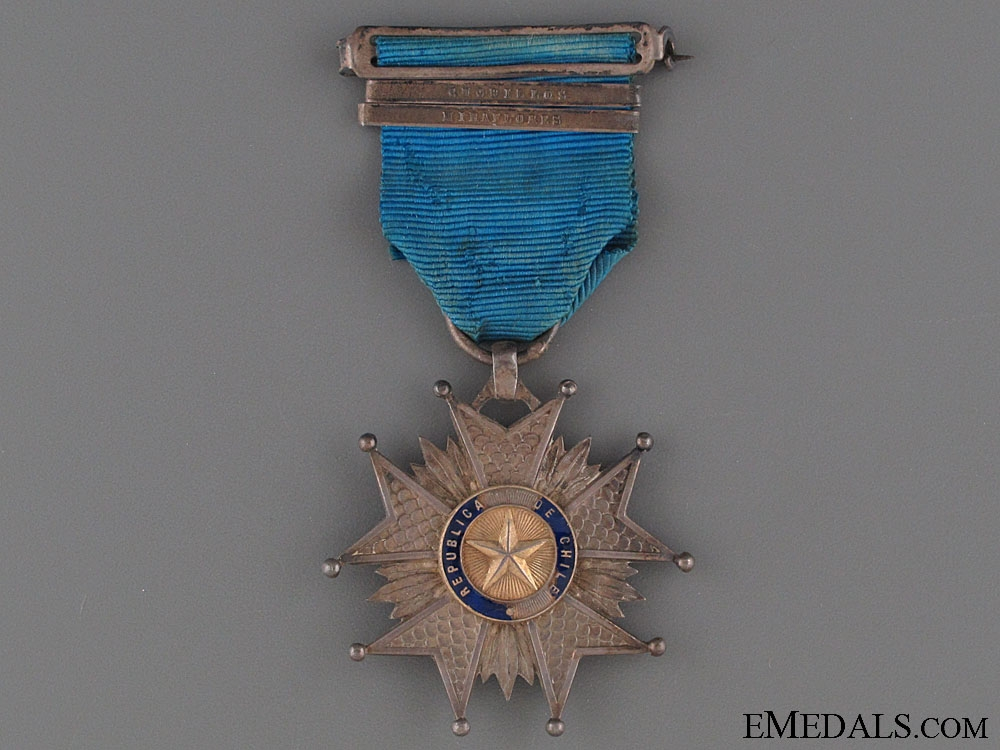 eMedals-1882 Star for the Lima Campaign - 2nd Class