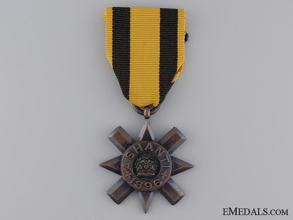 eMedals-1896 Ashanti Star; Unnnamed