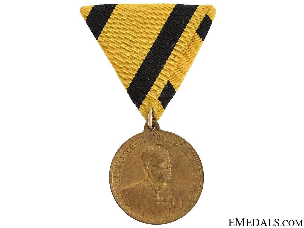 eMedals-1899 Medal of Feildmarschall Albrecht