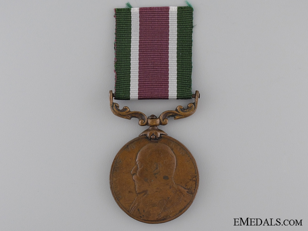eMedals-A 1905 Tibet Medal to the Cooley Corps; Bronze Issue
